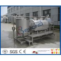 Buy cheap 1 Circuits Portable Cip System , Small Conjunct Type 800L Cleaning In Place In Food Industry product