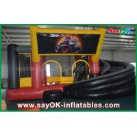 China 5 X 8m Inflatable Jumping Boucer Castles Inflatable Water Slide Combia on sale