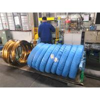 Buy cheap Moisture Proof Coil Wrapping Machine With High Production Efficiency product