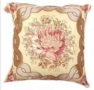 Buy cheap Car Velevt Decorative Pillows / Rectangular Decorative Lumbar Pillows product
