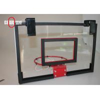 Buy cheap Plastic Mini Basketball Hoop With A Pre Assembled Bracket Easily Mounted product