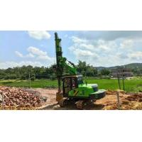Buy cheap KR40A with 12m depth and 1200mm diameter High Security Green Hydraulic Piling Rig product