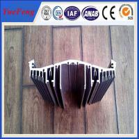 Buy cheap heat sink aluminium profile for industry, china aluminum heat sink for light housing product