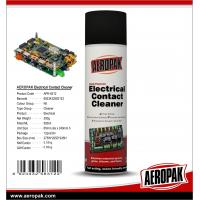 Buy cheap Aeropak Eco-friendly Electrical Contact Cleaner Spray Printer Cleaner product