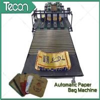 Buy cheap Gypsum Chemical Powder Paper Bag Machinery , 60000 Bags Per Day product