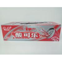 Buy cheap Sour Cola Flavor Long Stick Shape Chewy Milk Candy Good Taste product