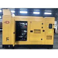 China 150KVA Standby Heavy Duty Quiet Diesel Generator Set AC 3 Phase Backup Power on sale