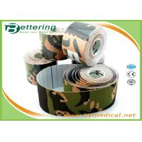 Buy cheap Camouflage Kinesiology Physiotherapy Tape Bandage For Muscle Sports Protective from wholesalers
