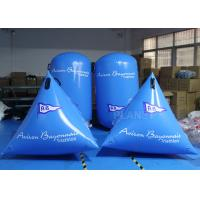 Buy cheap Advertising Swimming Inflatable Swim Buoy Blue Color Fit Water Games product