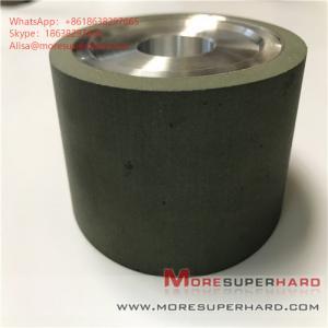 Buy cheap High efficiency grinding of resin diamond CBN grinding wheel for stainless steel  Alisa@moresuperhard.com product
