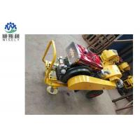 Buy cheap Sound Proof Wood Chipper Machine / Wood Waste Grinding Machine 0.4 - 0.8t/H Capacity product