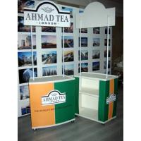 Buy cheap Exhibition Portable Promotional Display Counter ABS  Booths Table product