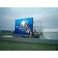 Buy cheap Professional Large Full Color P20 LED Display 2R1G1B For Advertising , 4K product