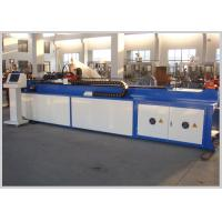 Quality Directed Feeding CNC Pipe Bending Machine Auxiliary Pushing Function Microcomputer Control for sale