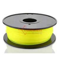 Buy cheap Torwell Yellow PLA filament for 3D Printer 1.75mm 1KG/spool product