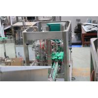 Buy cheap 250ml Slim Aluminum Beverage Can Filling Machine Tiny Production Capacity product