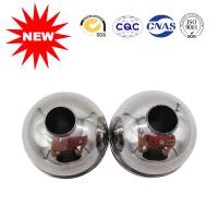 Buy cheap Compact Round Type Oil Level Float , Mechanical Ss Float Ball 316L Material product