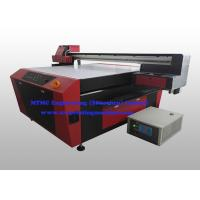 Buy cheap High Resolution 1500 x 1200 mm Ultraviolet Printer USD3.0 Transmission Interface product