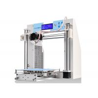 Buy cheap Heating Bed Metal Casting Prusa 3D Printer Portable TPU Filament Self Assembly product