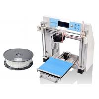 Buy cheap Durable High Tech 3D Printer Prusa I3 Kit With 20~100mm/S Shaft Speed , Metal Frame product