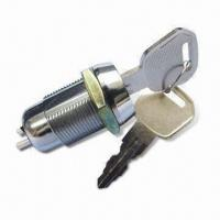 Buy cheap Reliable Keylock Switches and Cam Locks Suitable for Bicycles/Motorbikes, from wholesalers