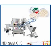 Buy cheap Butter / Cheese Processing Plant Cheese Making Equipment , 20000L/D Mutifuntional Cheese Processing Equipment product
