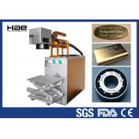Buy cheap 0-5000m/s Handheld Laser Engraver Fiber Laser Marking Machine With SGS from wholesalers