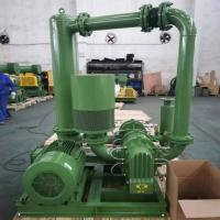 Buy cheap Two Stages High Pressure Pneumatic Conveying Blower More Stable BKD -2000 from wholesalers