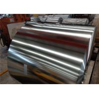 Quality T2 Electrolytic Tinplate Coil For Empty Tin Cans And Olive Oil Tin Usage for sale