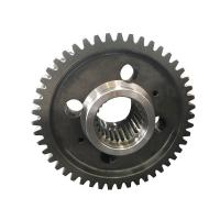 Buy cheap cement mixer big gear,China big spur gear for textile machinery product