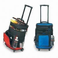 Buy cheap Foldable Rolling Cooler Bags product