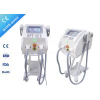 Buy cheap 2000W Power E Light Laser Hair Removal Machine  Pigments Therapy High Frequency product