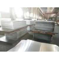 Buy cheap Embossed / Mill Finish 3003 Aluminum Sheet 3mm Corrosion Resistance For Building product