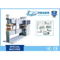Buy cheap Hwashi 2020 hot sell 750mm Long Arm Wire Product Multipoint Welding Machine product
