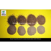 Buy cheap High Hardness Brown Fused Alumina Grinding High Speed Steel And Chilled Steel from wholesalers