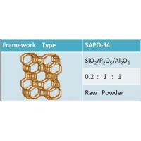 Buy cheap SAPO-34 Zeolite , SAPO-34 Catalyst For Auto Exhaust Purification from wholesalers
