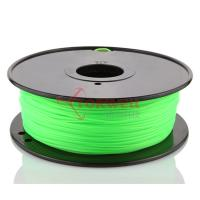 Buy cheap Torwell Green PLA filament for 3D Printer 1.75mm 1KG/spool product
