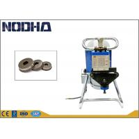 Buy cheap Non Oxidation Cold Pipe Cutting Machine , Pipe Beveling Tool With CE / ISO product