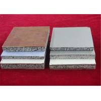 Buy cheap Composite Aluminium Foam Panels 75%~90% Porosity 600*1200mm Standard Size product