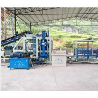 Buy cheap provide electronic technology and reliable hydraulic system products block making machine jw-qty10-15 product