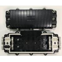 Buy cheap Fiber Optic Splice Closure  / Fiber Optic Joint Box Horizontal Type PC Material product
