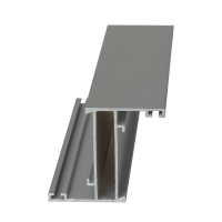 Buy cheap 6063 Series Extruded Sliding Window T6 Aluminum Profile Frame product