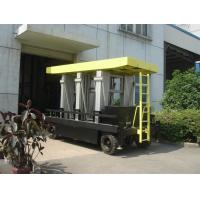 Buy cheap Six Mast Self Propelled Aerial Scissor Lift Big Platform For Steel Construction product