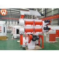 Buy cheap Commercial 95KW Poultry Pellet Feed Plant 380V / 50Hz With Crumbler Machine product