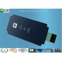 Buy cheap WIFI Use Flat Membrane Switch F150 Overlay 10 Pin Female Connector 3M468MP product