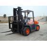 Buy cheap Euro III  / ISUZU Engine Diesel Operated Forklift Material Handling Equipment product