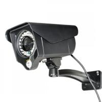 China 1/3 Sony Super HAD II CCD 700tvl CCTV Infrared Array Camera Waterproof With Face Detection on sale