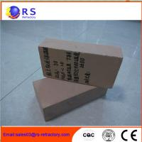 Buy cheap Light Weight Refractory Clay Bricks , Insulating Fire Brick For Industrial Kiln product