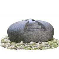 Buy cheap Hand Cast Ball Water Fountain , Water Sphere Fountain For Courtyard product