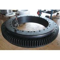 Buy cheap Slewing Bearing with Black Coating Leader China Manufacturer of slewing ring product